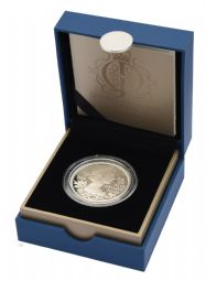 2012 Silver Proof £5 Coin Golden Jubliee for sale